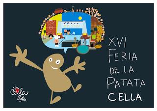 CELLA. Feria de la patata (días 12 y 13)
