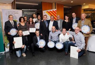 Concurso de cocineros de Aragón (miércoles, 30)