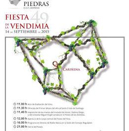CARIÑENA. Fiesta de la vendimina (lunes, 14)