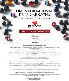 CAMPO DE BORJA. Semana de la garnacha (del 14 al 20)