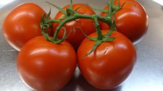 Menú degustación del tomate en UROLA (hasta finales de mes)