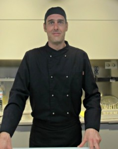 Curso de cocina de hamburguesas gourmet en LA ZAROLA (jueves, 10)
