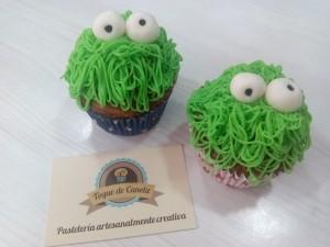 Taller de cupcakes en familia en LA ZAROLA (sábado, 19)