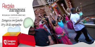 Regala Zaragoza con gancho (días 19 y 20)