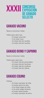 CANTAVIEJA. Feria agrícola y ganadera (del 18 al 20)