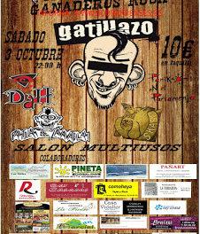 BIELSA. Feria y festival rock (sábado, 3)