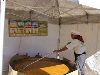 Paella popular con arroz BRAZAL (domingo, 18)