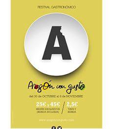 ARAGÓN CON GUSTO. Concurso de alimentos de Aragón (sábado, 7)