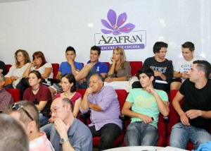 Curso de Cocina mediterránea en AZAFRÁN (de martes a jueves, del 13 al 15 de octubre)