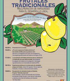 BARBASTRO. Jornada Técnica sobre frutales (sábado, 24)