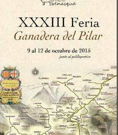 BENASQUE. Feria ganadera del Pilar (del 10 al 12)
