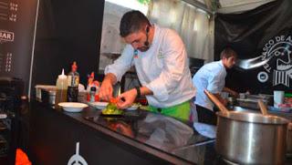 Gastronomía en la CARPA DEL TERNASCO (lunes, 12)