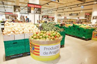 Productos de Aragón en Carrefour (hasta el 24 de octubre)