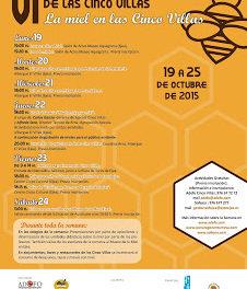 EJEA DE LOS CABALLEROS. VI Semana Gastroalimentaria dedicada a la miel (del 19 al 24)
