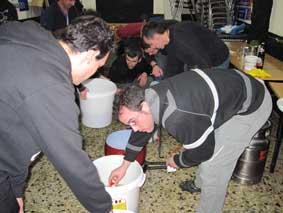 Curso de elaboración de cerveza artesana con LUPULUS (sábado, 24)
