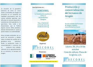 LÉCERA. Jornadas del ternasco de Aragón (del 28 al 30)