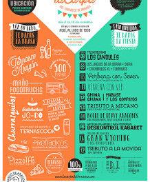 Gastronomía en la CARPA DEL TERNASCO (jueves, 15)