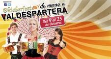 Oktoberfest (hasta el 25 de octubre)