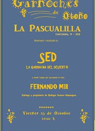 Presentación y degustación de vino en La Pascualilla (viernes, 23)