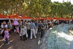 PILARES. XVIII Muestra de artesanía alimentaria (hasta el domingo, 18)