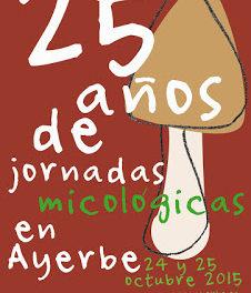 AYERBE. Jornadas micológicas (días 31 y 1 de noviembre)