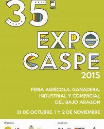 CASPE- Expo Caspe (del 31 de octubre al 2 de noviembre)