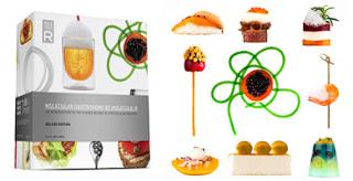Taller de cocina molecular (lunes, 9)