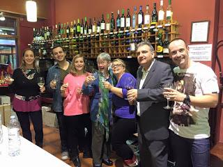 Cata de vinos en LA GARNACHA (viernes, 13)
