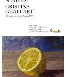 Exposición en LA HUERTAZA (del 19 de noviembre al 10 de enero)