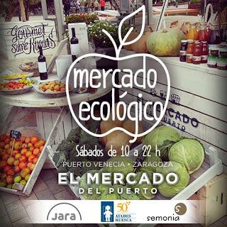 Mercado ecológico (sábados de 2015)