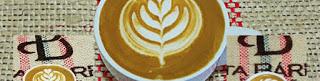 Taller Latte Art en LA ZAROLA (lunes, 30)