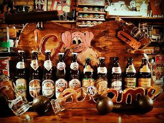 UTEBO. Cata de cervezas en Cuéntame (sábado, 7)