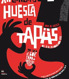 HUESCA. Concurso de tapas (del 19 al 29)