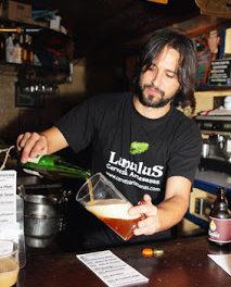 Maridaje cervezas artesanas y sushi en Juan Sebastián Bar (miércoles, 4)