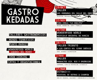 Gatrokedada, la chuleta (miércoles, 11)