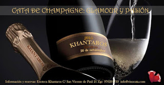 Cata de champagnes (jueves, 26)
