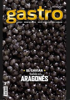 Nuevo número de GASTRO ARAGÓN