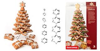 Taller Árbol de Navidad con galletas para niños (sábado, 12)