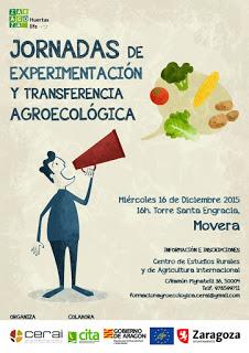 Jornadas de experimentación y transferencia agroecológica (miércoles, 16)