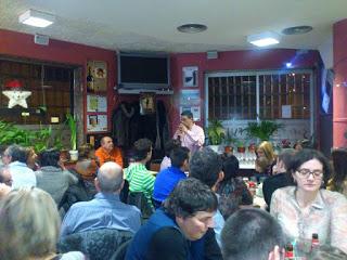 Vino & rock en el bar EL FÚTBOL (sábado, 19)
