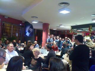 Sorteo y taller de coctelería EL FÚTBOL (sábado, 2 de enero)
