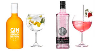 Cata de gin tonic, Ginbraltar y Puerto de Indias (jueves, 10)