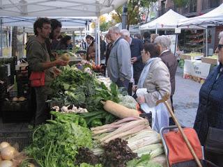 HUESCA. Mercado agroecológico (jueves, 7)
