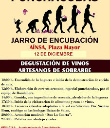 AÍNSA. Punchacubas (sábado, 12)