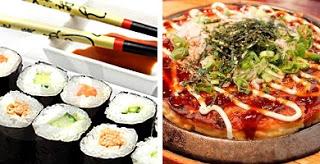 Curso de cocina japonesa, para jóvenes (domingo, 13 de diciembre)