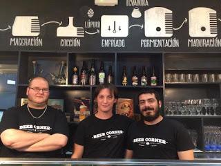 Presentación de cervezas Populus (viernes, 18)