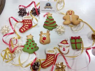 Taller de galletas familiares en LA ZAROLA (domingo, 13)