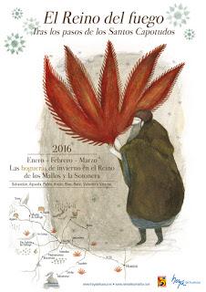 REINO DE LOS MALLOS Y LA SOTONERA. Las hogueras de invierno (enero)