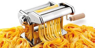 Taller de pasta fresca (lunes, 18)