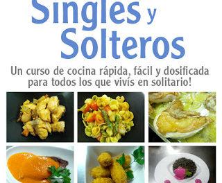 Curso de cocina para singles y solteros en AZAFRÁN (de martes a jueves, 16 al 18 de febrero)